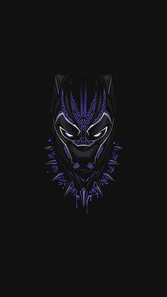 Black Panther Iphone Wallpaper Me Pinterest Black Panther