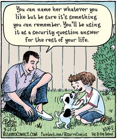 How Security Questions Are Created