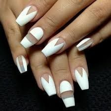 Image result for negative space nails