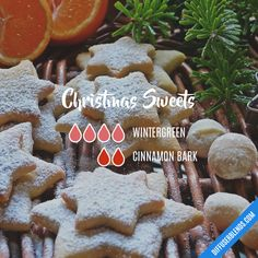 Christmas Sweets - Essential Oil Diffuser Blend