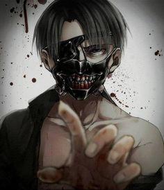 Shingeki no Kyojin & Tokyo Ghoul ( Crossover) ... - Shingeki no Kyojin