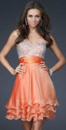 I'm done. Found my wedding dress for the #beach. #sunsetwedding OMG. Sequin orange short dress