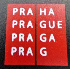 Viajar e descobrir: República Checa - Praga - Stencil street