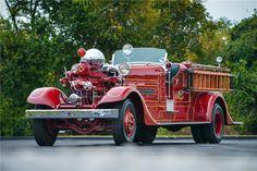 ◆1936 Ahrens Fox BT Fire Engine◆