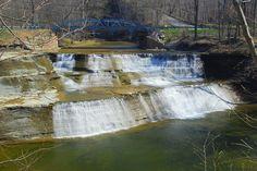 Paine's Falls - Near Painesville, Ohio