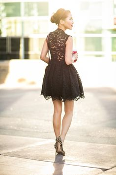 Lace Love :: Lace dress