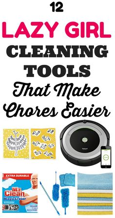 Make your life easier and save yourself time by using cleaning tools and products that simplify life including cleaning hacks tips and tricks. Cleaning Maid, Diy Home Cleaning, Household Cleaning Tips, Cleaning Recipes, House Cleaning Tips, Diy Cleaning Products, Cleaning Solutions, Cleaning Hacks, Cleaning Schedules