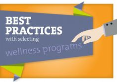 4 key best practices for choosing the right employee wellness program for you company. Ebook.
