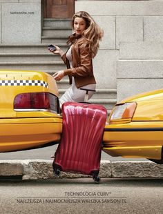 Z Kartą Na Plus 12% rabatu na walizki Samsonite w Vip. http://kartanaplus.pl/partner/25/firma_handlowa_vip.html
