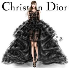 Christian Dior Spring Couture 2014