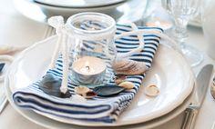 Casa delle vacanze? Meglio in stile marittimo - Homidoo arredo casa, idee per la casa, tavola, stoviglie