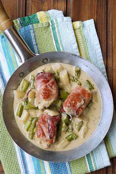 Gedämpft, gebraten, gebacken oder kurz und knackig blanchiert - auf dich warten 22 frühlingshafte Rezepte für echte Spargel-Lover.