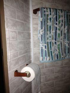 Other bathroom wall