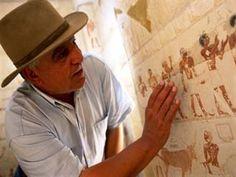 Egypt. Dr. Zahi Hawass