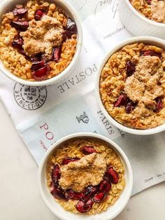 How to Prepare Baked Oatmeal Recipe.