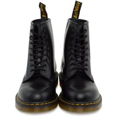 Dr. Martens 1460 R11822006 ($160) ❤ liked on Polyvore