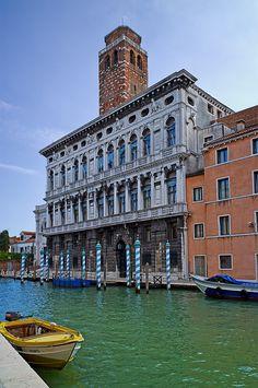 Palazzo Labia, Venezia. http://www.mediterranean-cruise-advice.com/cruises-to-venice.html