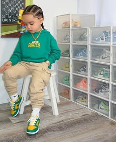 Cute Baby Boy Outfits, Little Girl Outfits, Cute Outfits For Kids, Cute Kids Fashion, Baby Boy Fashion, Black Baby Boys, Baby Girls, Cute Mixed Babies, Baby Boy Swag