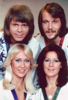 Fernando Lyrics Abba, a classic played around the house when I was growing up. Its funny hearing the songs now. Frida Abba, 70s Music, Mamma Mia, Aretha Franklin, Grunge Hair, Female Singers, Belle Photo, Music Is Life, Pop Group