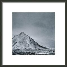 Land Shapes 9 Framed Print By Priska WettsteinWettsteinThis series is work in progress, I want to show the serenity, the unforgivness, the beauty of this landscape, where humans are only tolerated, not accepted.
