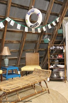 Vintage Loveru0027s Paradise In An Old Barn! Sweet CloverConverted Barn.2nd  FloorBamboo FurnitureOutdoor ...