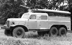 PMZ-27A. Tanker ADC-30 (157K) Model 27A