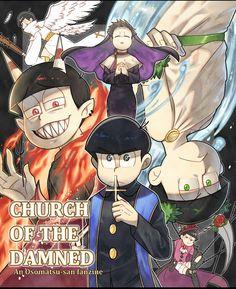 Osomatsu san au religion