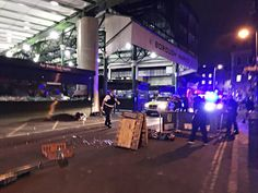 Καρέ-καρέ ο τρόπος που εξουδετερώθηκαν οι τρομοκράτες του Λονδίνου [εικόνες]