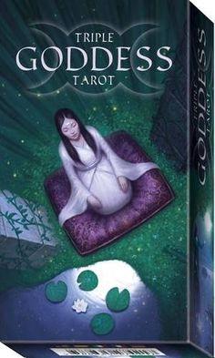 Triple Goddess Tarot de Jaymi Elford https://www.amazon.fr/dp/886527476X/ref=cm_sw_r_pi_dp_x_gF86ybS90TP5A