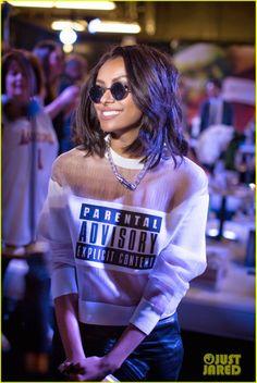 Kat Graham no Evento da Jimmy Choo ~ Hollywood News