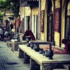 Azerbaijan. Baku. Old  City