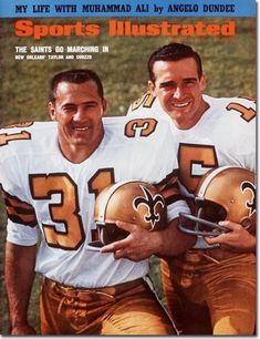 The Colorful History of the New Orleans Saints timeline | Timetoast timelines