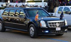 The next presidential limousine might look like this