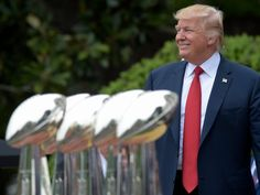 Donald Trump fought the NFL once before  and he got crushed