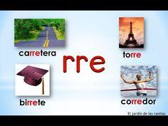 # 13 Sílabas rra rre rri rro rru - Syllables With Double R - YouTube