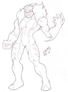 Sabretooth 09 by LucasAckerman on DeviantArt