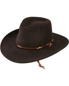 d82fb8184ea Stetson Cordova Wildwood Crushable Hat
