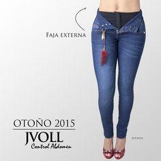 La combinación de faja externa control abdomen y el Boho Chic forma parte de la innovación de JVOLL para definir y esculpir tu silueta. #faja   #femenina   #moda   #fashion   #sculpture   #fashionblogger