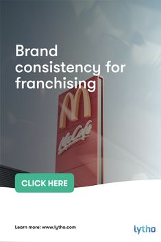 Brand consistency is a complex subject and it becomes even more so when you talk about franchises. Let's have a look at what brand consistency is and how it applies to franchises. #brandstrategy #branding #brandawareness #brandconsistency #brandidentity #digitalassetmanagement #dam #brandmanagement