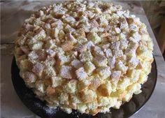 """Кулинарные рецепты: Торт """"Мимоза"""". Всё гениальное-просто!"""