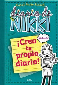 Diario de Nikki 3 1/2- Crea tu propio diario - RACHEL RENÉE RUSSELL