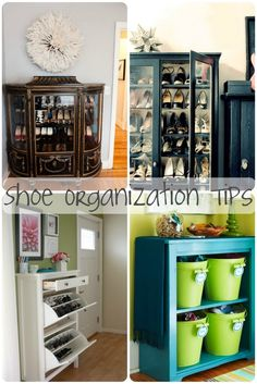 Shoe Organization Tips