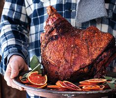 Easter Ham With Golden Breadcrumbs And Madeira Sauce Recipes ...