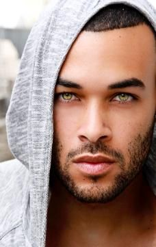 Don Benjamin look into his eyes, you'll get lost in them