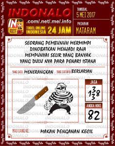 Kode Kuat 5D Togel Wap Online Indonalo Mataram 5 Mei 2017