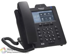 TELEFON PRZEWODOWY VOIP PANASONIC KX-HDV430