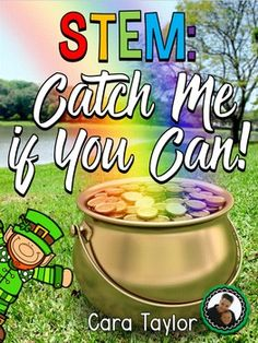 This+STEM+project+is+all+about+St.+Patrick's+Day!++Excite+your+students+with+this+building+project+in+which+they+must+make+a+structure+to+capture+Lucky+the+Leprechaun.++Capture+him+and+they+get+the+pot+of+gold+and+three+wishes!Included+are+introductory+posters,+a+teacher+material+list,+parent+donation+letter,+and+student+journal.