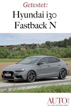 Der Hyundai i30 Fastback N sieht nicht nur cool aus, er ist es auch. Der Sound des sportliche Fastbacks ist brachial. Der Hyundai i30 Fastback N ist ein toller Flitzer. Mehr davon können Sie im neuen Heft nachlesen. Offroad, Lupe, Sport, Motor, Bmw, Vehicles, Winter Tyres, Deporte, Sports