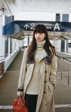 Fashion 2018 japan 23 ideas for 2019 Japan Fashion, Fashion 2018, Trendy Fashion, Girl Fashion, Fashion Photo, Japanese Models, Japanese Girl, Fan Fiction, Nana Komatsu Fashion