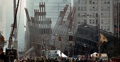 911: Ground Zero, 09/14/2001. by The U.S. National Archives, via Flickr